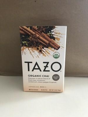 Grocery / Tea / Tazo Chai - Organic