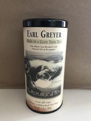 Grocery / Tea / Earl Greyer Black (50 Tea Bags)