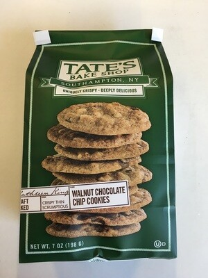 Cookies / Big Bag / Tate's Walnut Chocolate Chip