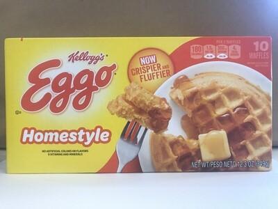 Frozen / Breakfast / Eggo Homestyle Waffles