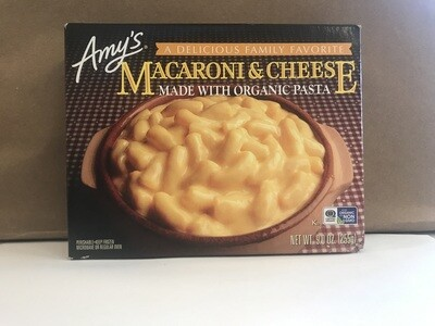 Frozen / Entree / Amy's Macaroni And Cheese
