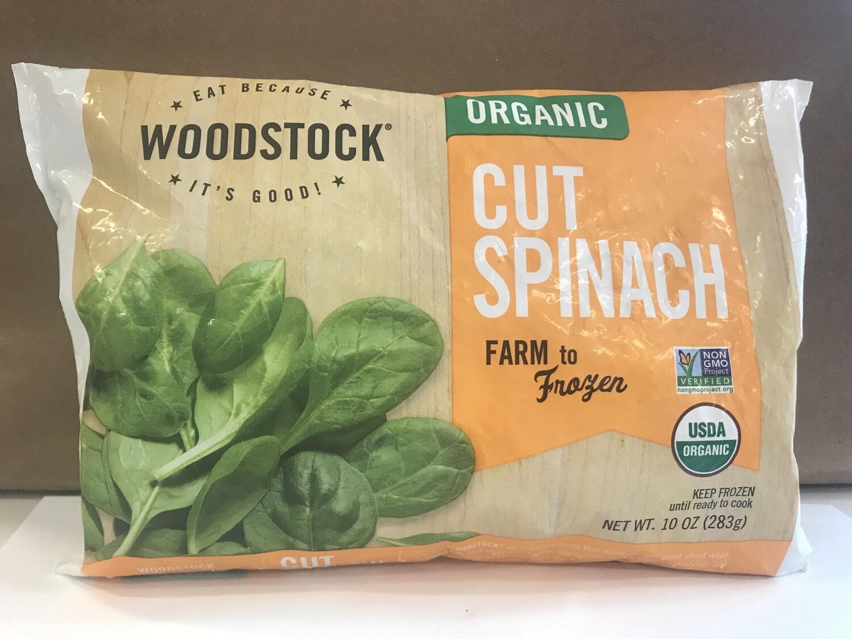 Frozen / Vegetables / Woodstock Spinach