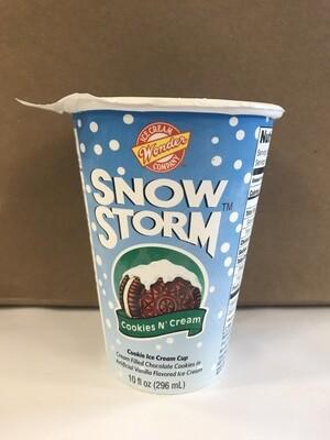 Frozen / Ice Cream Novelty / Snow Storm