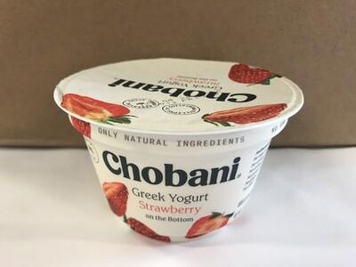 Dairy / Yogurt / Chobani Strawberry
