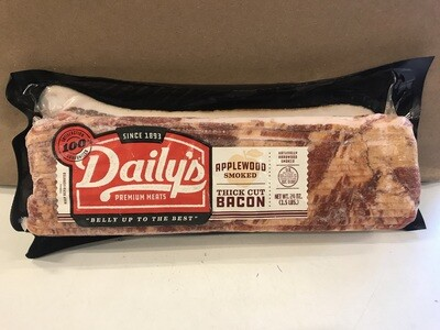 Deli / Meat / Daily's Applewood Smoked Bacon, 24 oz.