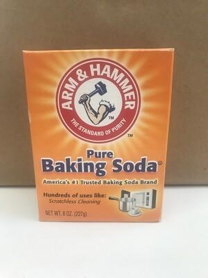 Grocery / Baking / Arm/Hammer Baking Soda 8oz