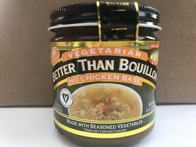 Grocery / Baking / Better Than Bouillon Vegan No-Chicken