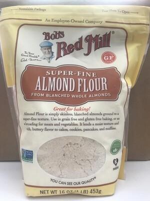 Grocery / Baking / Bob's Almond Meal / Flour, 16 oz.