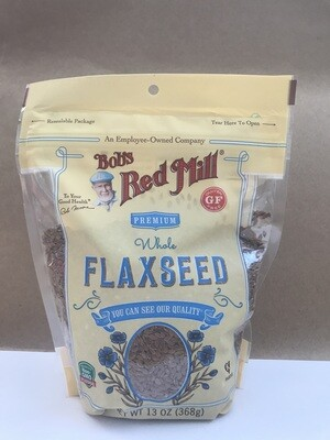 Grocery / Baking / Bob's Red Mill  Flaxseed, 13 oz.