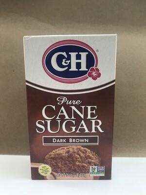 Grocery / Baking / C and H Dark Brown Sugar 16 oz.