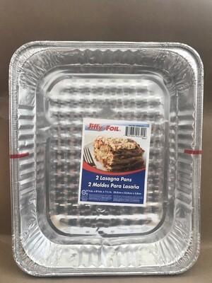 Household / Baking / Jiffy-Foil Lasagna Pan
