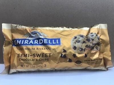 Grocery / Baking / Ghiradeli Semisweet Chocolate Chips