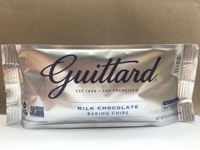 Grocery / Baking / Guittard  Milk Chocolate Chips 12 oz.