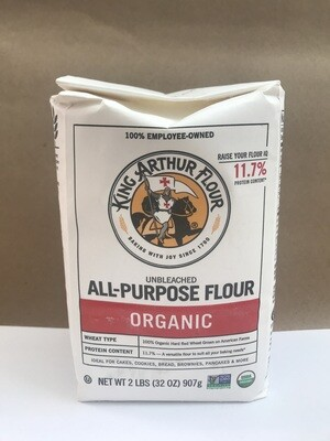 Grocery / Baking / King Arthur All Purpose Unbleached 2 lb Limit 1 per customer