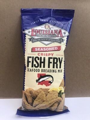 Grocery / Baking / Louisiana Fish Fry
