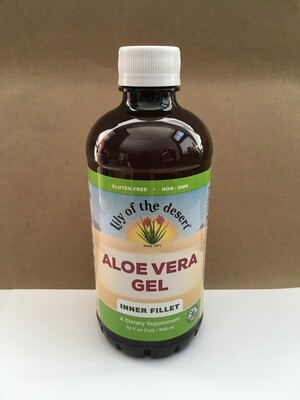 Health and Beauty /  Lily of the Desert Aloe Vera Gel, 32 0z