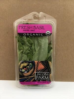 Produce / Herbs / Organic Fresh Basil,  3/4 oz