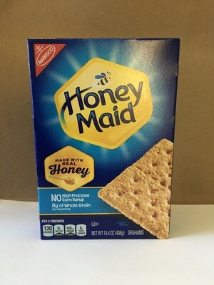 Cookies / Big Bag / Honey Maid Graham Crackers