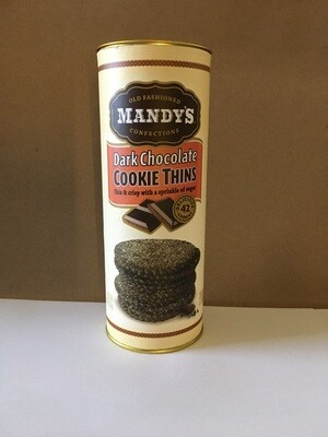 Cookies / Big Bag / Mandy's Dark Chocolate Cookie Thins.