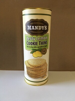 Cookies / Big Bag / Mandy's Zesty Lemon Cookie Thins