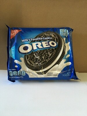 Cookies / Big Bag / Oreo Original, 14 oz..