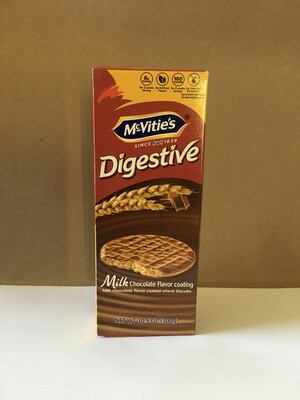 Cookies / Big Bag / McVities Milk Chocolate Digestives 10.5oz