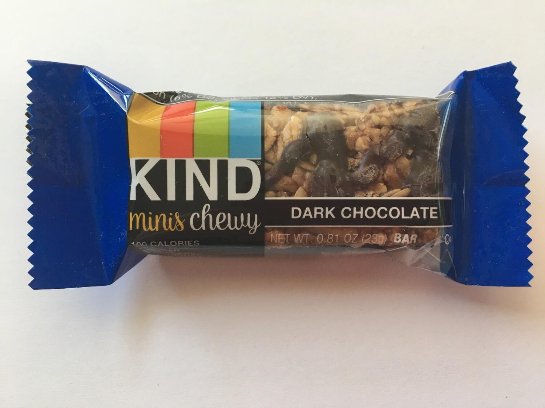Kind Mini Chewy Dark Chocolate Bar