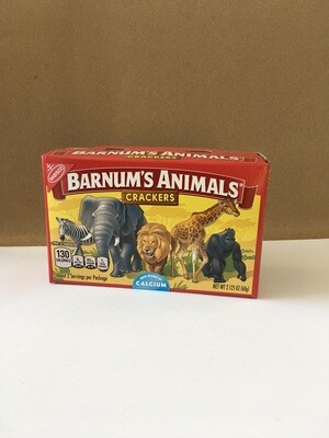 Cookies / Single Serve / Barnum's Animal Crackers
