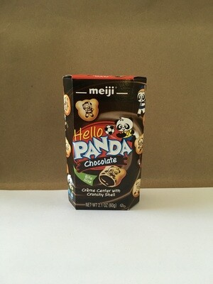 Cookies / Single Serve / Meiji Hello Panda Chocolate