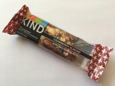 Snack / Bar / Kind Bar Cranberry