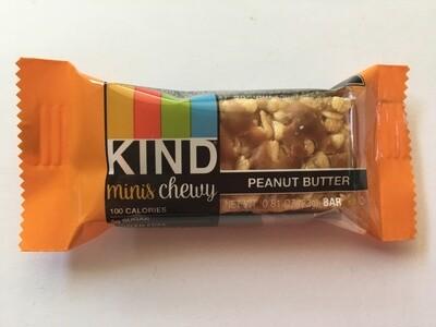 Snack / Bar / Kind Minis Peanut Butter