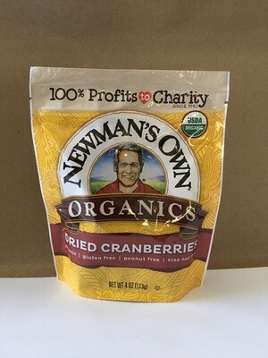 Grocery / Snack / Newman's Own Cranberries