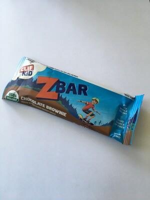 Snack / Bar / Clif Zbar Chocolate Brownie