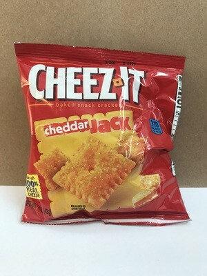 Chips / 50 Cent Chips / Cheez it ched jack 1.5oz