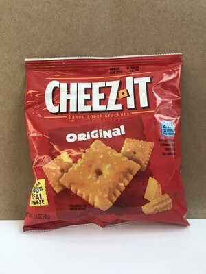 Chips / 50 Cent Chips / Cheez It 1.5 oz