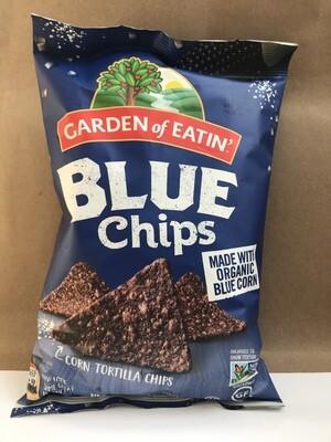Chips / Big Bag / Garden of Eatin' Blue Corn Chips, 8.1 oz