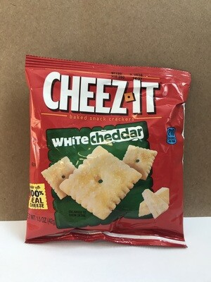 Chips / 50 Cent Chips / Cheez it white ched 1.5
