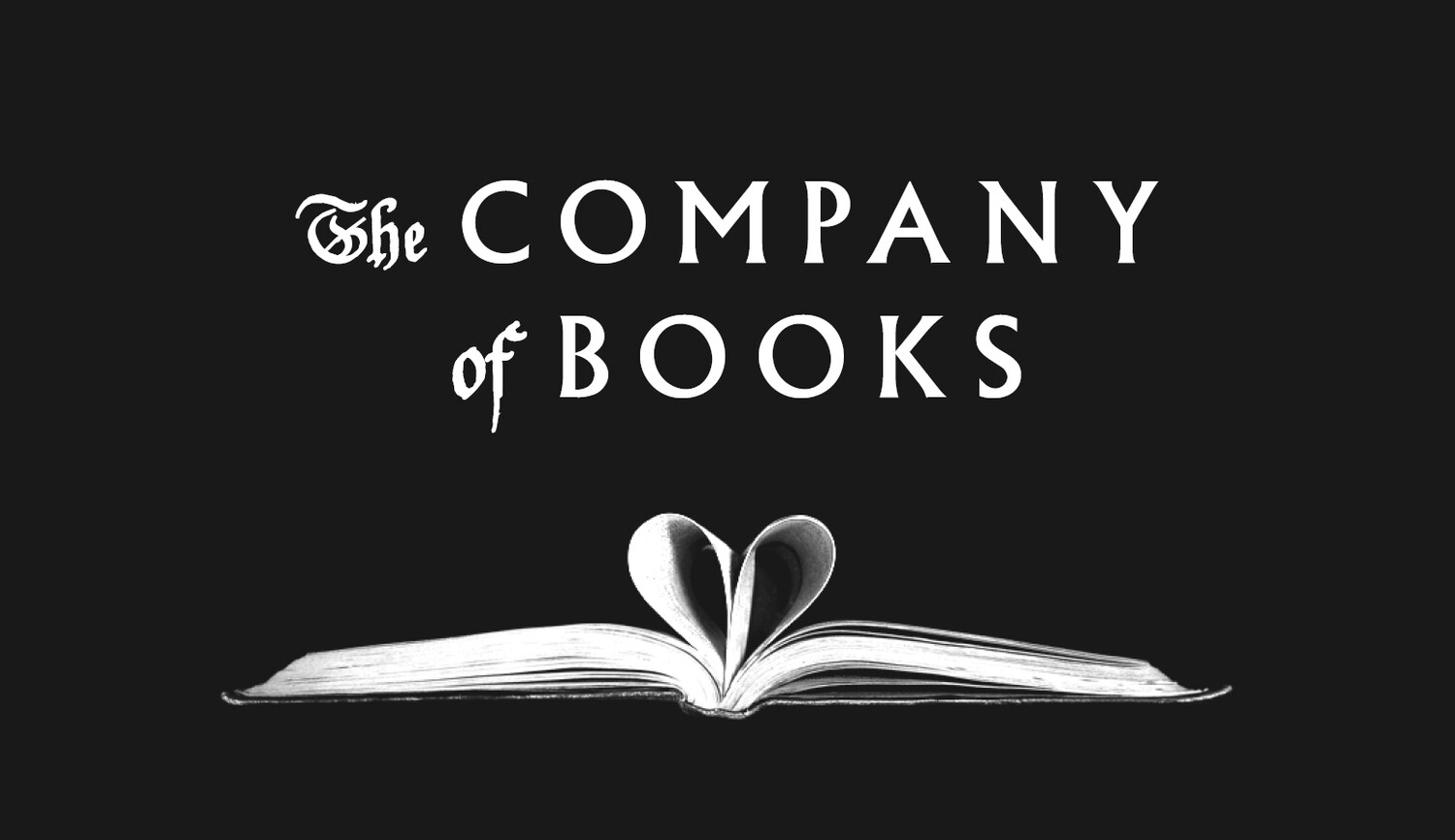 Company Of Books Gift Card