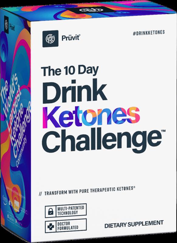 Challenge 10 jours en cétose