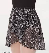 BW Skirt CRO Curly Os
