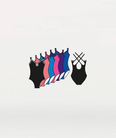 BWP 211 Cami Leo - Hot Pink