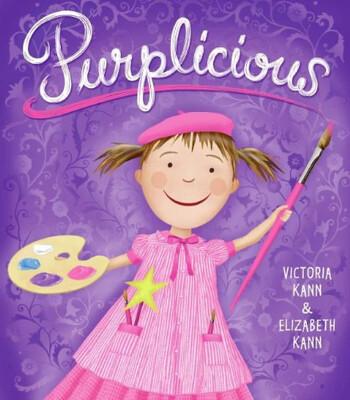 Purplicious (Pinkalicious) Book