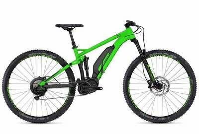Ghost HYBRIDE Kato FS S4.9 Größe L  Neon green