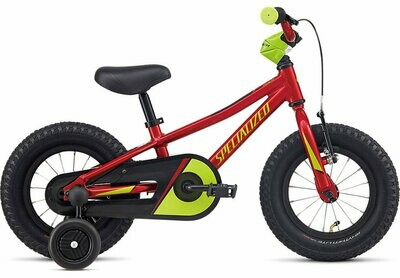 Specialized RIPROCK COASTER 12 Candy Red/Hyper Green