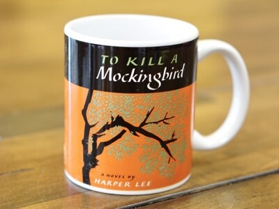 Book Cover Mug