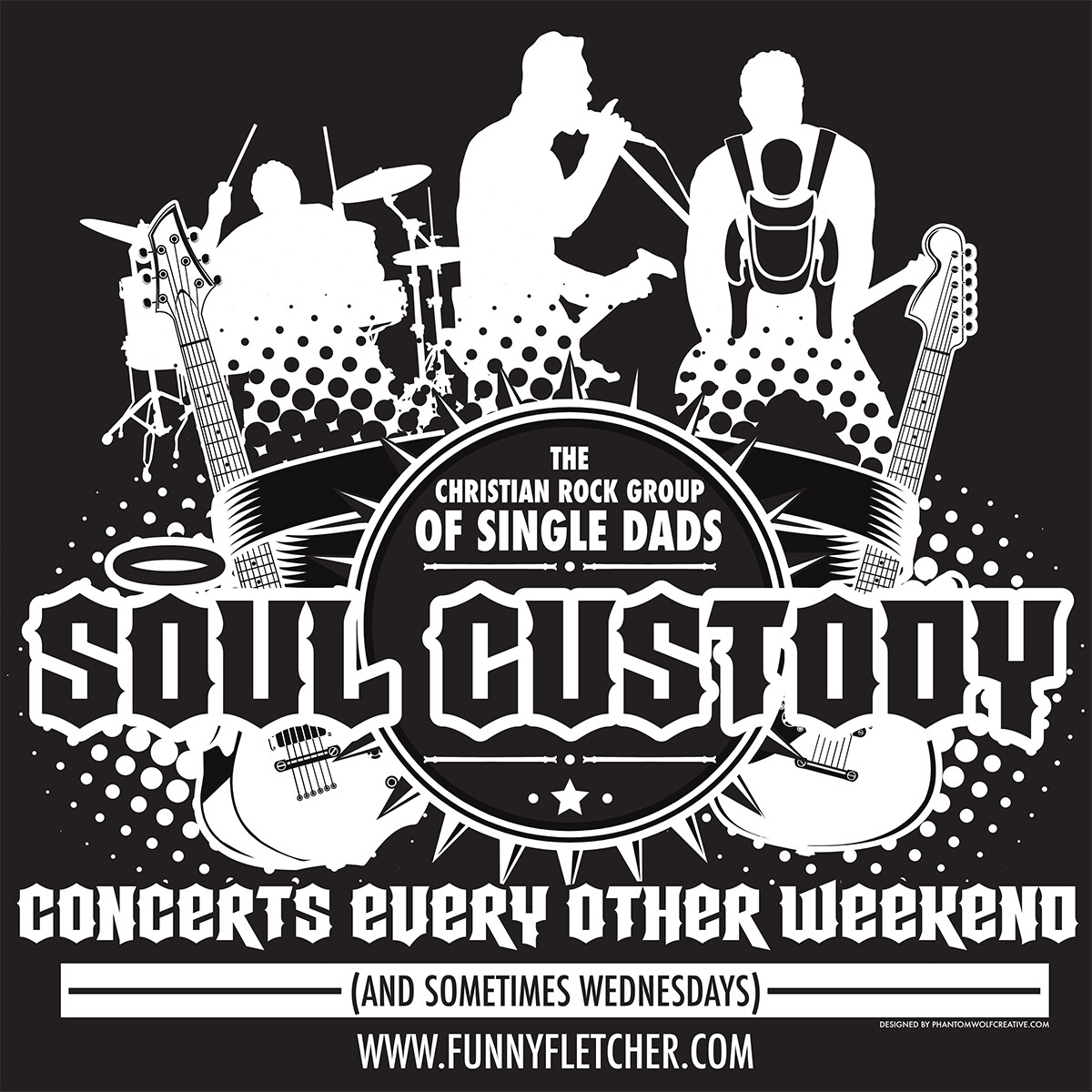 Small Soul Custody T-Shirt