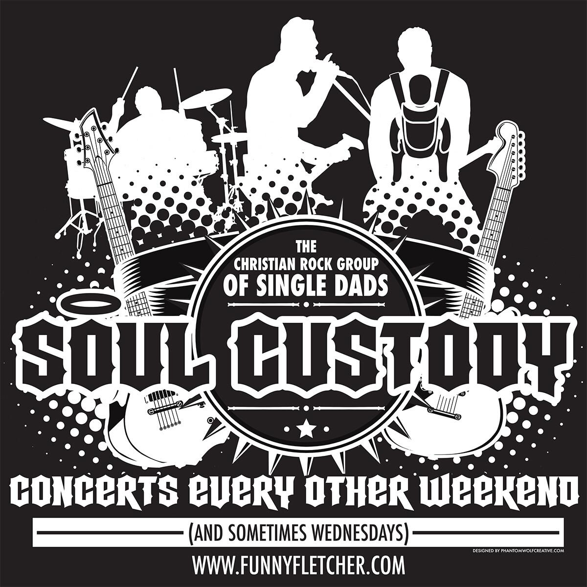 Medium Soul Custody T-Shirt