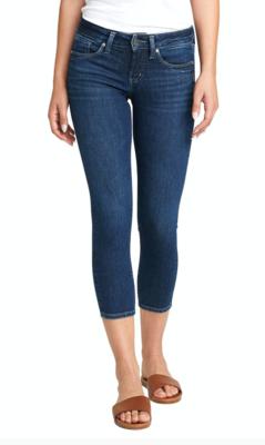 Suki Skinny Crop Jean