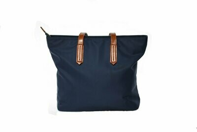 Tello & Rose Tote (Navy)