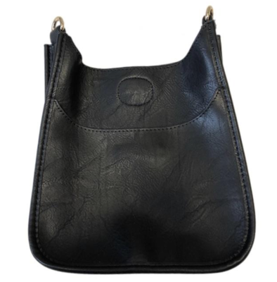 Faux Leather Bag-No Strap
